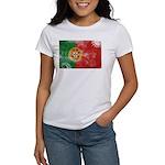 Portugal Flag Women's T-Shirt