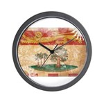 Prince Edward Islands Flag Wall Clock