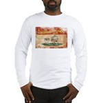 Prince Edward Islands Flag Long Sleeve T-Shirt