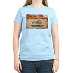 Prince Edward Islands Flag Women's Light T-Shirt