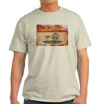 Prince Edward Islands Flag Light T-Shirt