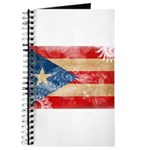 Puerto Rico Flag Journal