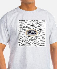 West Point Graduates of 1846 T-Shirt