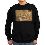 Rhode Island Flag Sweatshirt (dark)