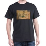 Rhode Island Flag Dark T-Shirt