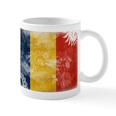 Romania Flag Mug