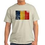 Romania Flag Light T-Shirt