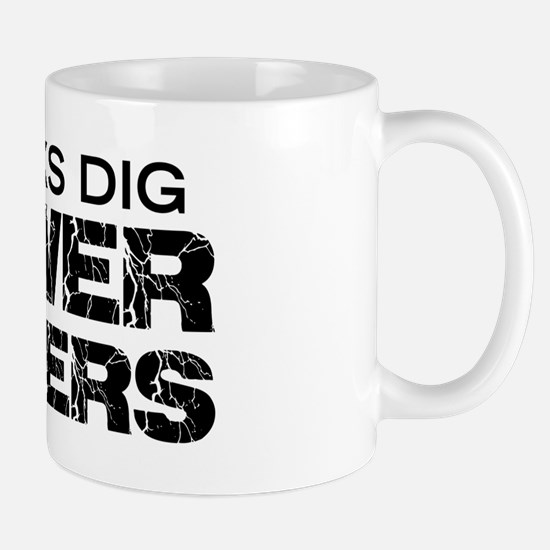 Chicks Dig Power Meters Mugs