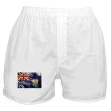 Saint Helena Flag Boxer Shorts