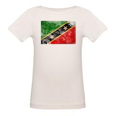 Saint Kitts Nevis Flag Tee