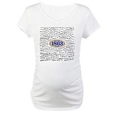 1863 Civil War Battles / Name Shirt