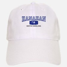 Hananhan South Carolina, SC, Palmetto Flag Baseball Baseball Cap