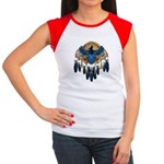 Steller's Jay Dreamcatcher Mandala Women's Cap Sle