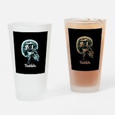 x-ray man triathlete Drinking Glass