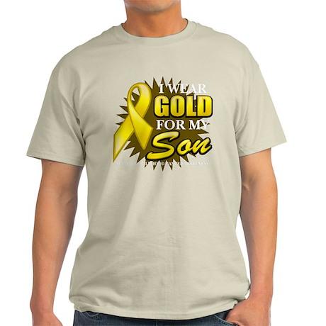 Gold-Son-2A-Blk T-Shirt