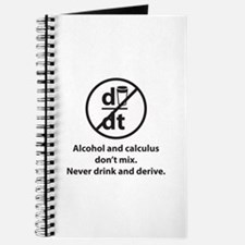Never drink and derive Journal