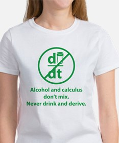 Never drink and derive Tee