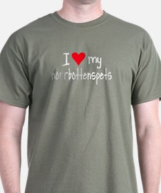 I LOVE MY Norrbottenspets T-Shirt