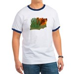 Cactus and Mountain Ringer T