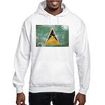 Saint Lucia Flag Hooded Sweatshirt