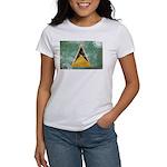 Saint Lucia Flag Women's T-Shirt