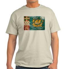 Saint Pierre and Miquelon Fla T-Shirt