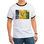 Saint Vincent Flag Ringer T