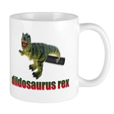 Dildosaurus Rex Mug