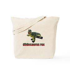 Dildosaurus Rex Tote Bag
