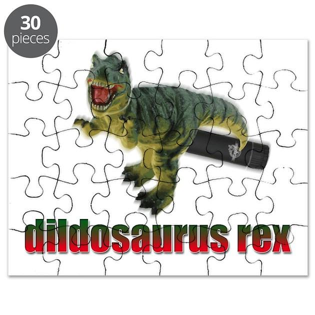Dildosaurus Rex Puzzle by DildosaurusRex