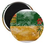 Saskatchewan Flag Magnet