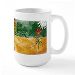 Saskatchewan Flag Large Mug