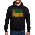 Saskatchewan Flag Hoodie (dark)