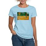 Saskatchewan Flag Women's Light T-Shirt
