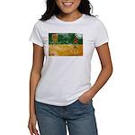 Saskatchewan Flag Women's T-Shirt