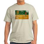 Saskatchewan Flag Light T-Shirt