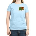 Cactus and Mountains Women's Light T-Shirt