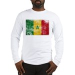 Senegal Flag Long Sleeve T-Shirt