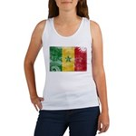 Senegal Flag Women's Tank Top