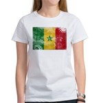 Senegal Flag Women's T-Shirt