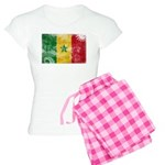 Senegal Flag Women's Light Pajamas
