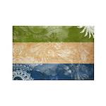 Sierra Leone Flag Rectangle Magnet (10 pack)