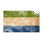 Sierra Leone Flag 38.5 x 24.5 Wall Peel