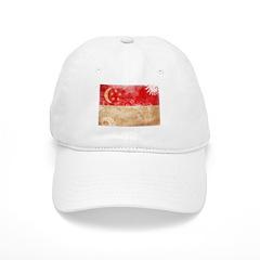 Singapore Flag Cap