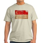 Singapore Flag Light T-Shirt