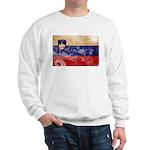 Slovenia Flag Sweatshirt