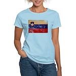 Slovenia Flag Women's Light T-Shirt