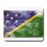 Solomon Islands Flag Mousepad