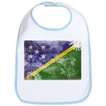 Solomon Islands Flag Bib