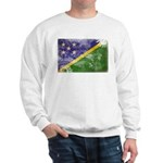 Solomon Islands Flag Sweatshirt